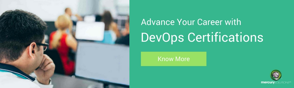 Devops Training Mercury Solutions